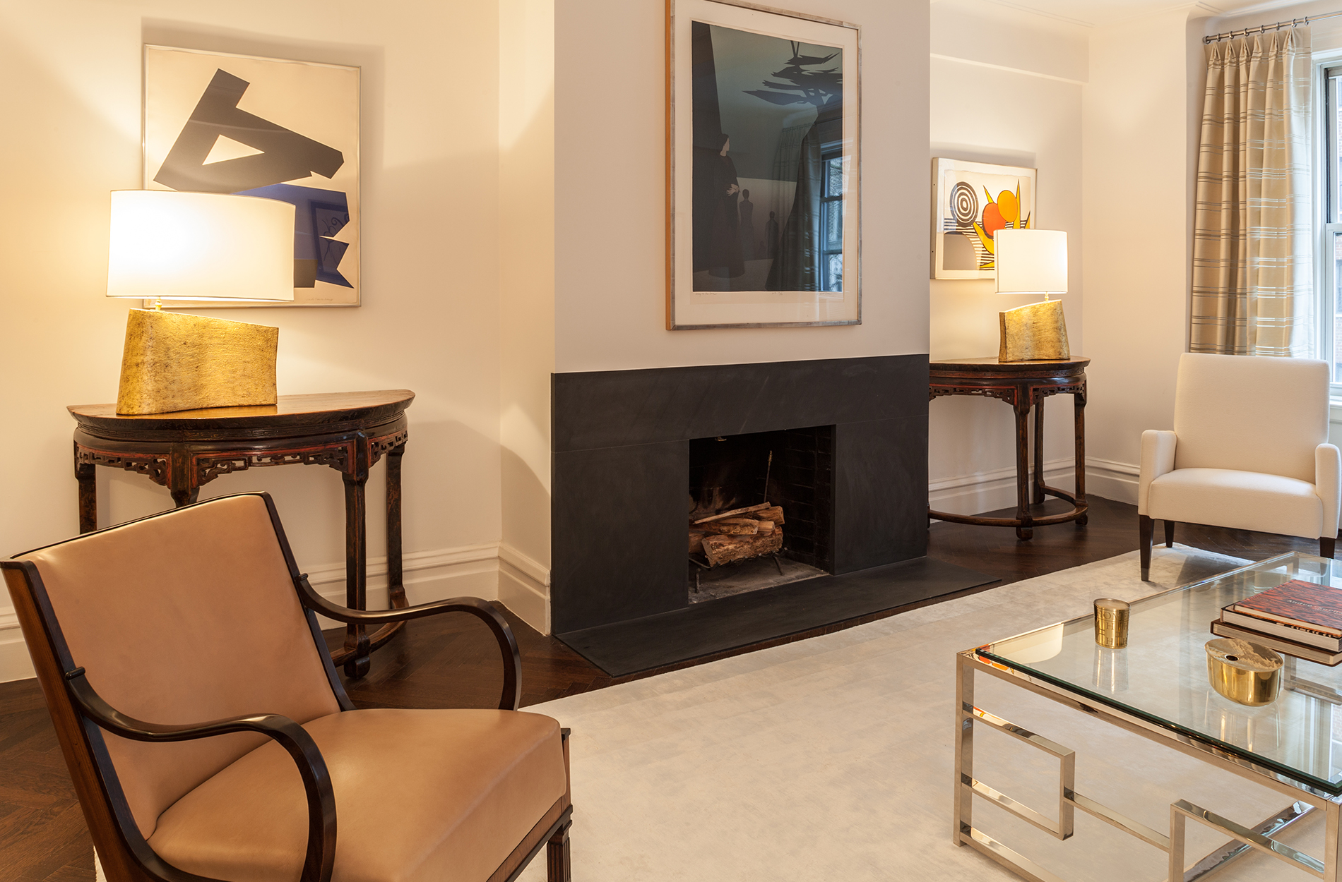transitional | brett design inc | nyc interior design, furniture