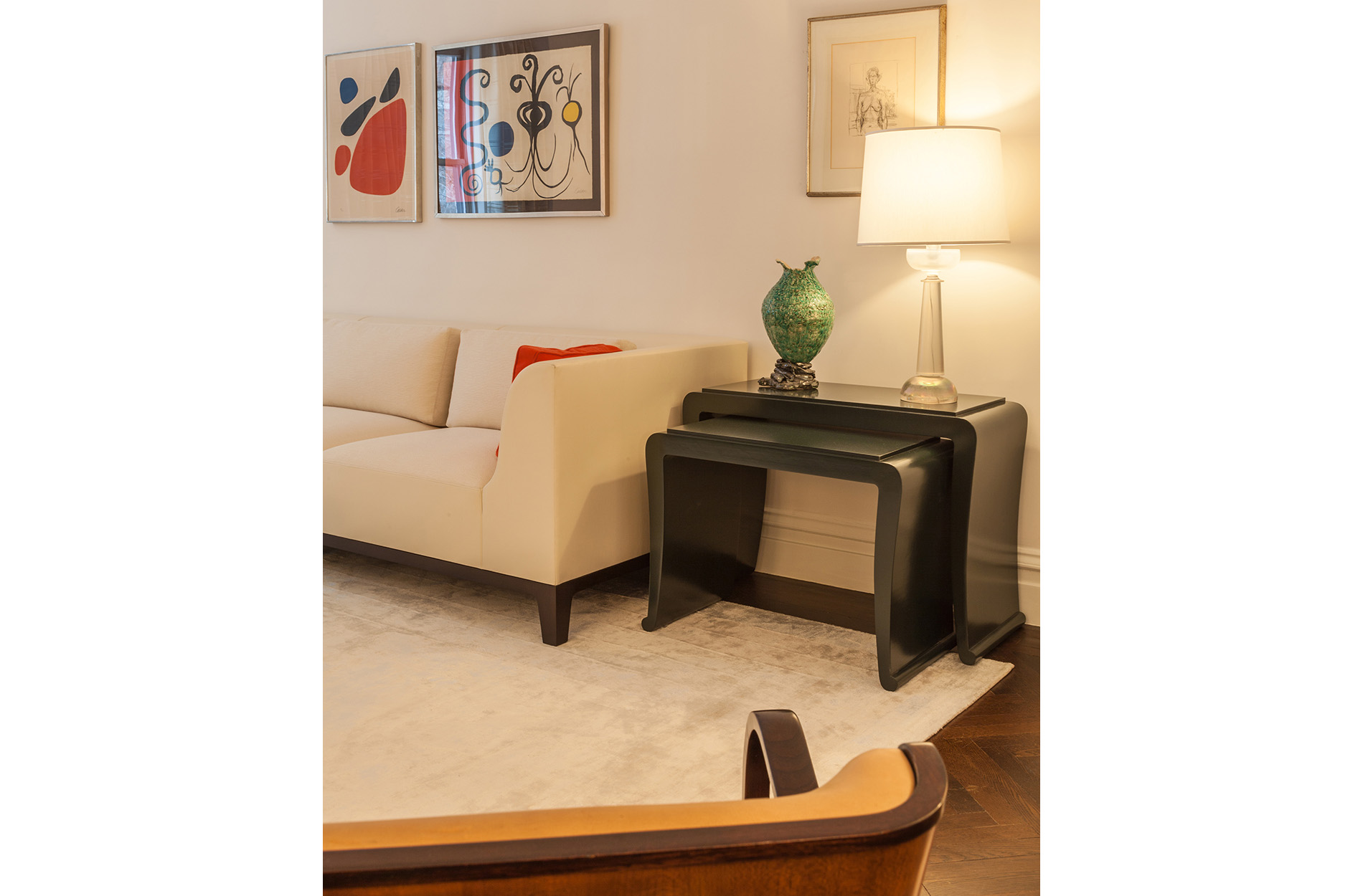Brett Design Inc : Interior Design + Home Decor - FIFTH AVENUE APARTMENT