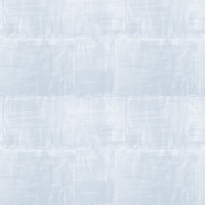 Brett Design Wallpaper Paper Wash Blown Up in Blue