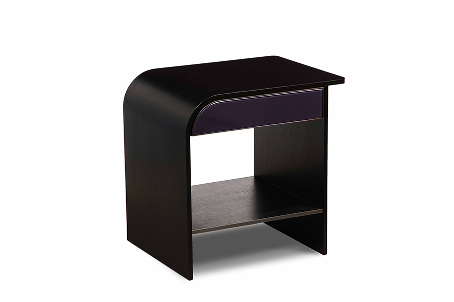Milan Side Table by Brett Design