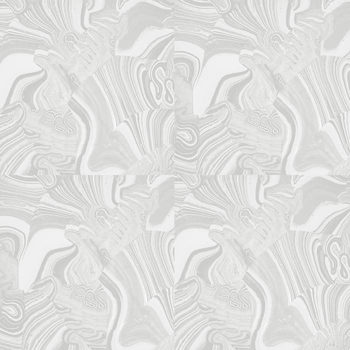 Brett Design Wallpaper Malachite Cool Grey
