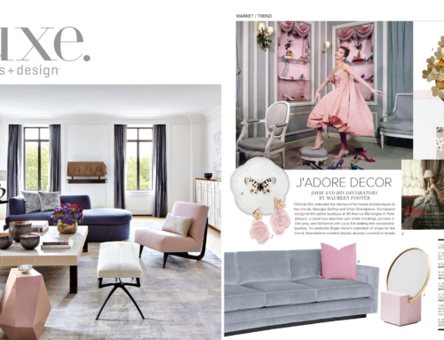 BRETT DESIGN DANDELION AND ROSE WALLPAPER IN LUXE J'ADORE DECOR